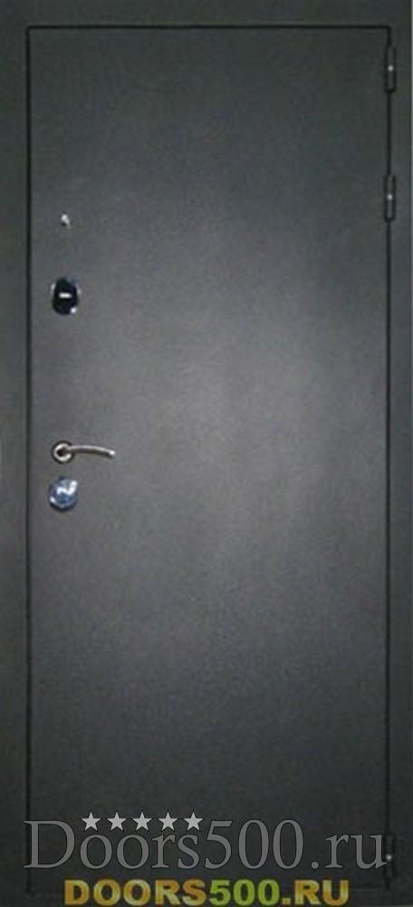 стандартные стальные двери с минеральной ватой